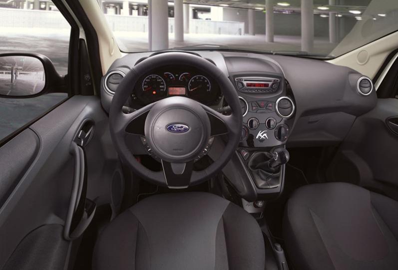 Neues Innenraum-Dekor für den Ford Ka