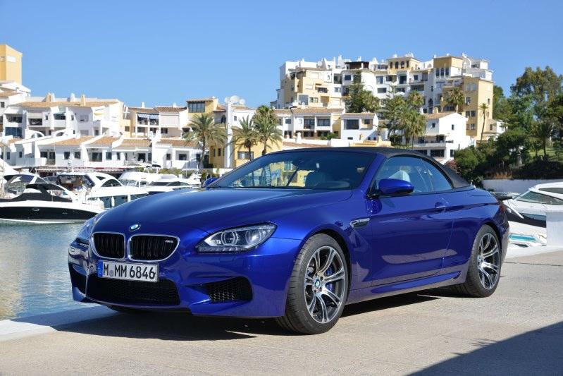Das neue BMW M6 Cabrio