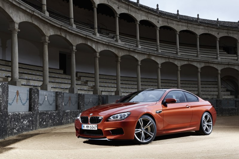 Das neue BMW M6 Coupe