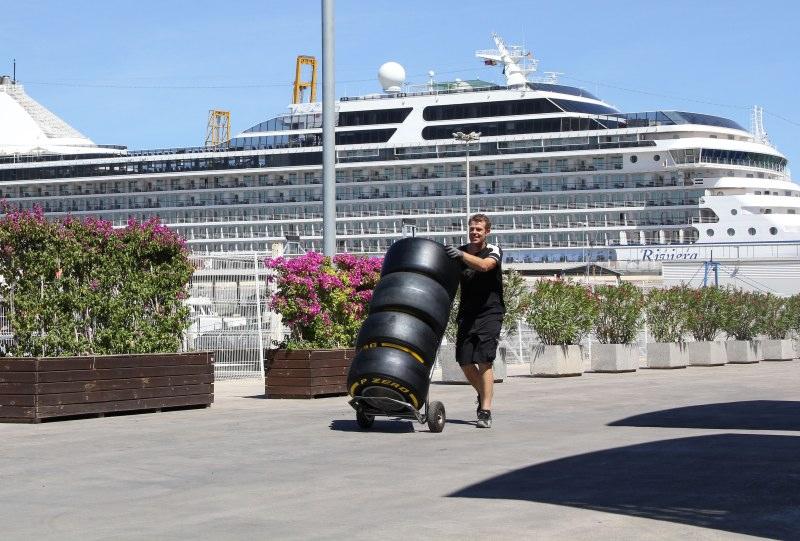 Der Umgang mit den Reifen wird in Valencia der Schlüssel sein