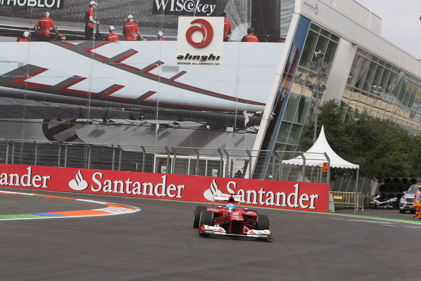 Heftige Enttäuschung für Ferrari im Qualifying