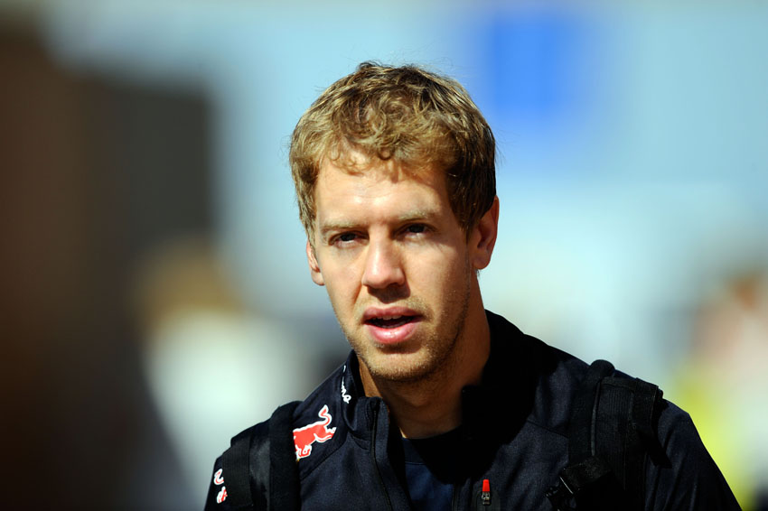 Vettel hatte das Rennen bis zum Ausfall dominiert