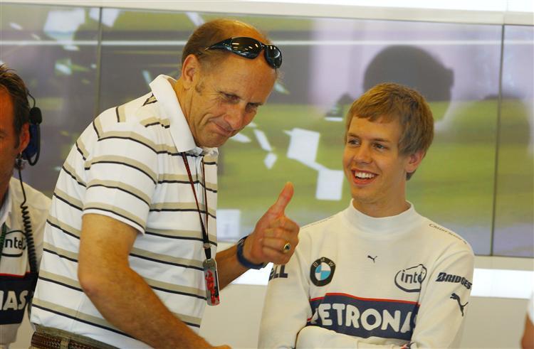 Stuck hat sowohl Lob wie auch Kritik für Vettel parat