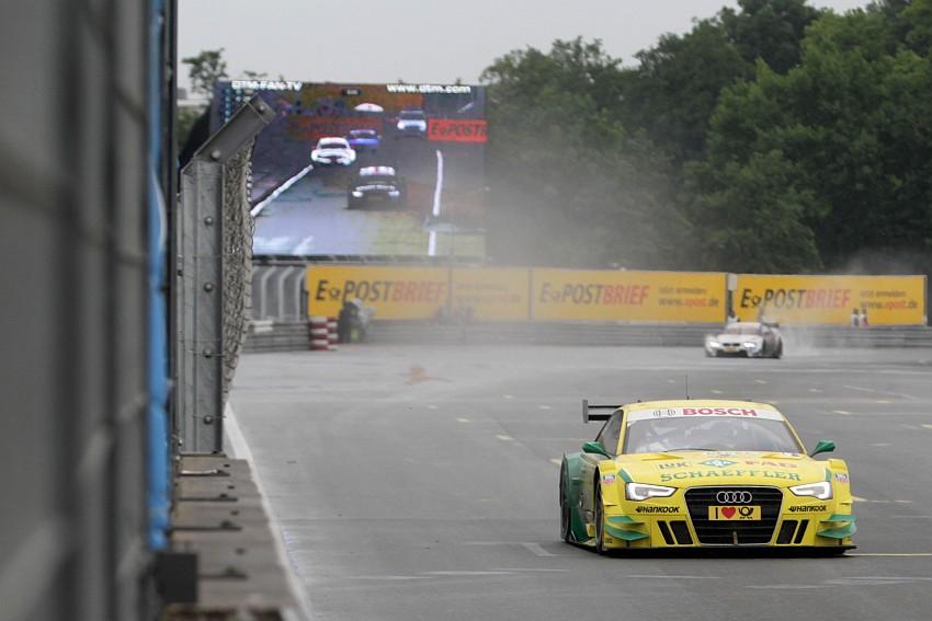 Bester Audi Fahrer: Mike Rockenfeller auf Platz 6