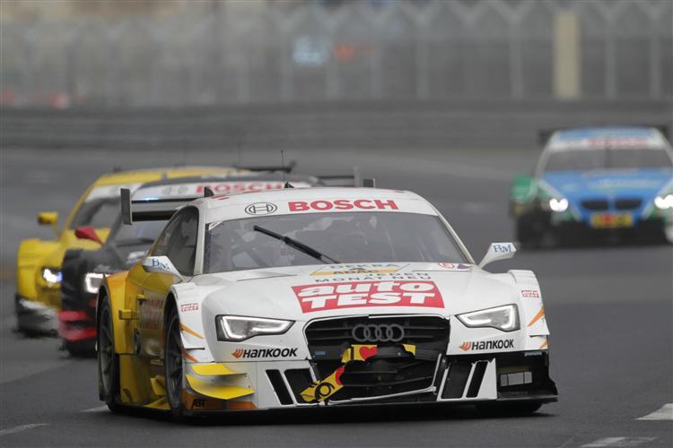 Scheider fuhr erneut ein glückloses Rennen
