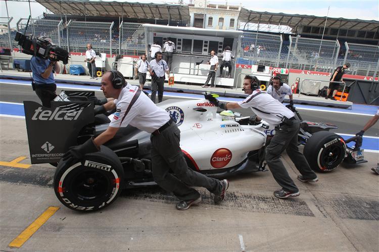 Sauber will in Silverstone punkten!