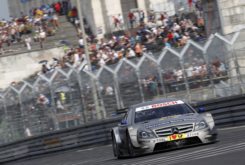 8. Platz für Christian Vietoris am Norisring