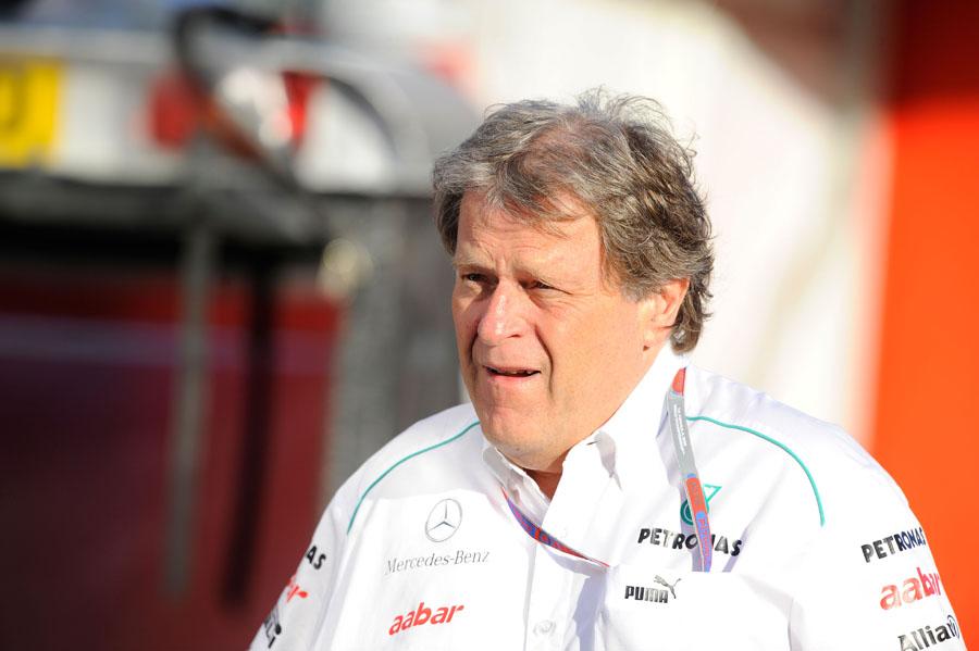Mercedes begeht in diesem Jahr sein 111-jähriges Motorsport-Jubilä