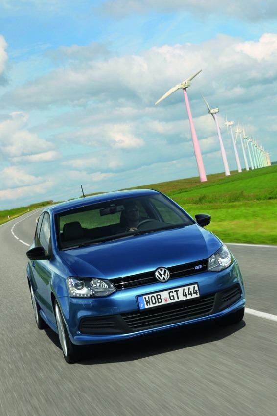 140 PS starker Polo BlueGT verbraucht nur 4,6 l/100 km