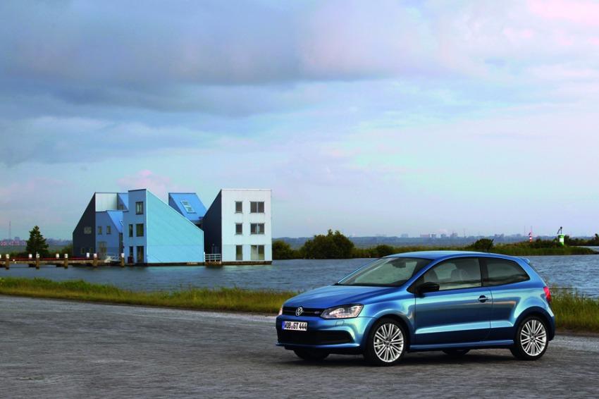 Polo BlueGT ist der erste Volkswagen mit Zylinderabschaltung