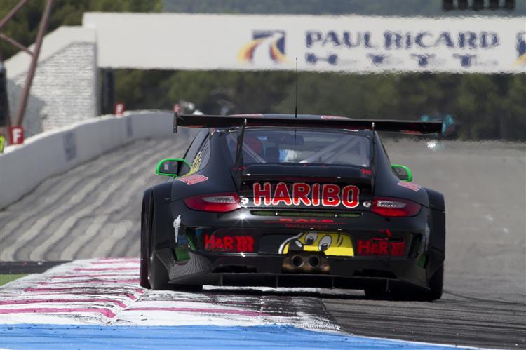 Gute Performance vom Haribo Racing Team