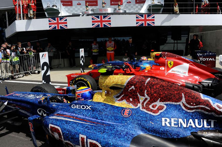 Ferrari und Red Bull sind auf dem Weg sich von der Konkurrenz abzusetzen