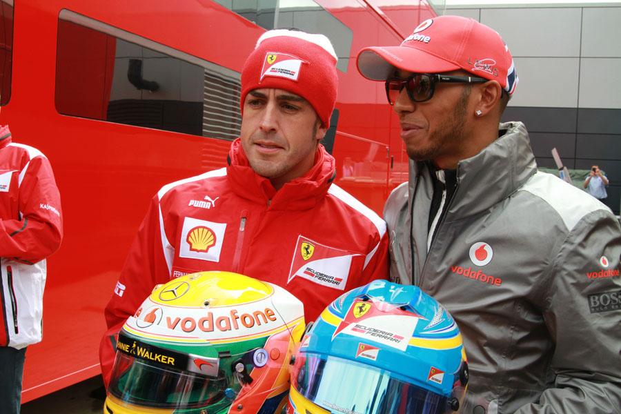 Alonso ist bei Ferrari der legitime Nachfolger von Schumacher