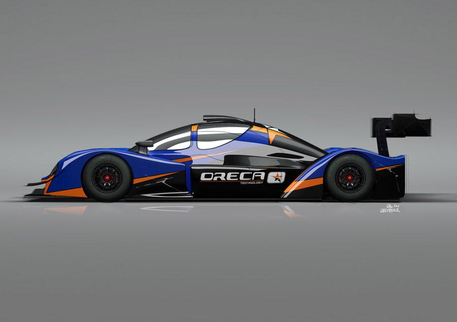2011 erschien der ORECA 03