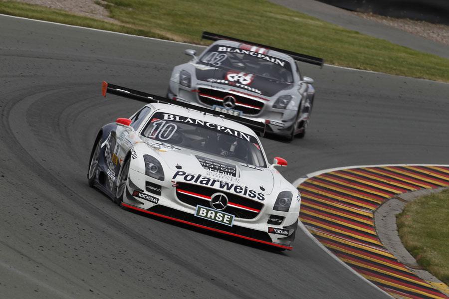 Margaritis und Arnold hoffen am Nürburgring auf die Kehrtwende
