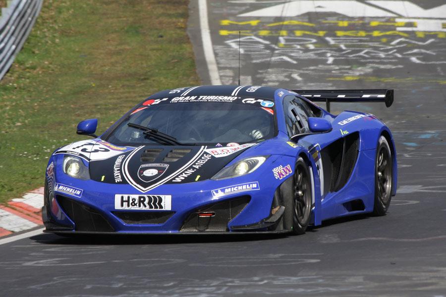 Der Gemballa McLaren