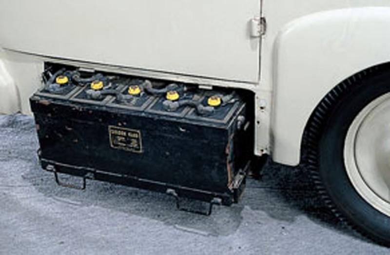 Austauchbare Batterien und knapp 100 Kilometer Reichweite