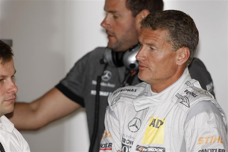 Der Ex-F1-Pilot geht hochmotiviert in die zweite Saisonhälfte