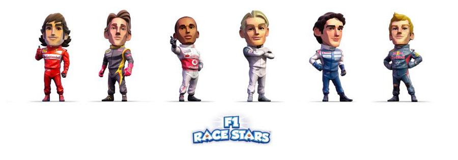 Erlebe Hamilton, Alonso und Vettel wie noch nie zuvor!