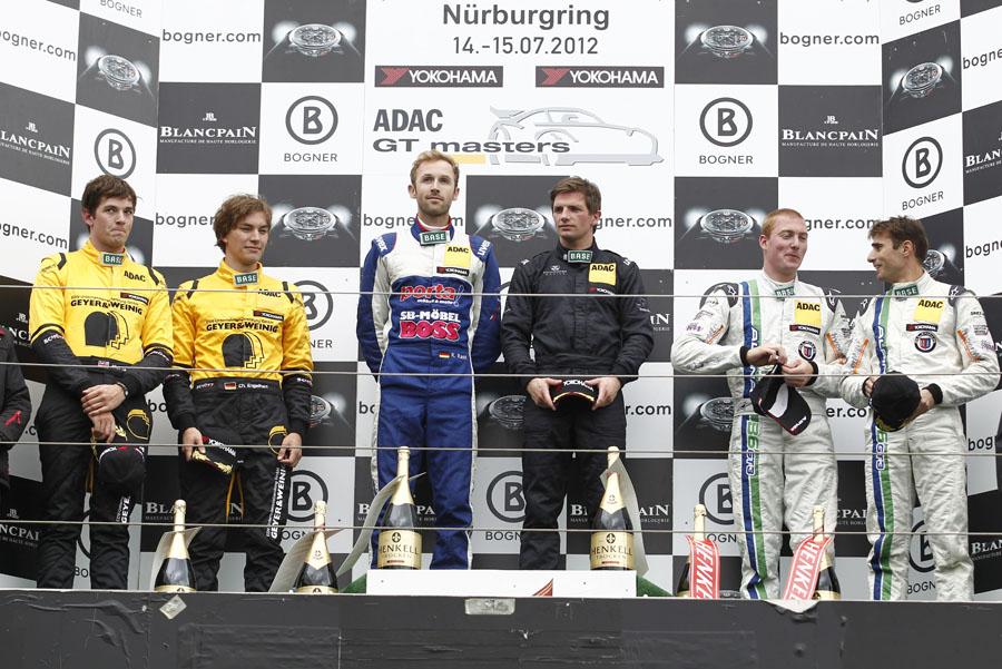 Erster Saisonsieg für Rast/Mamerow im Audi