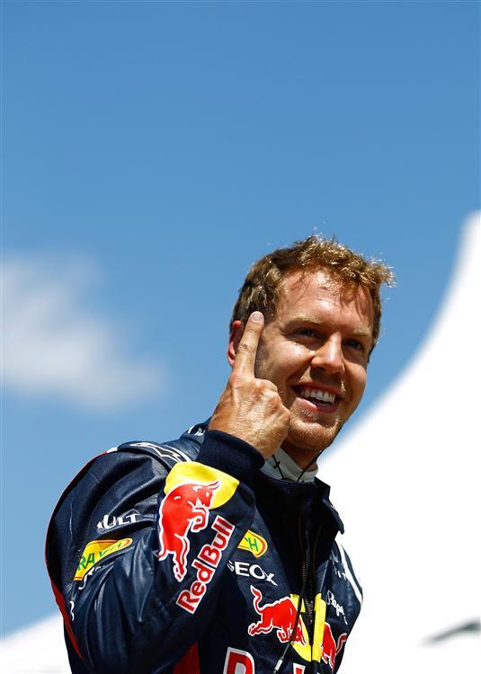 Vettel steht loyal zu Red Bull