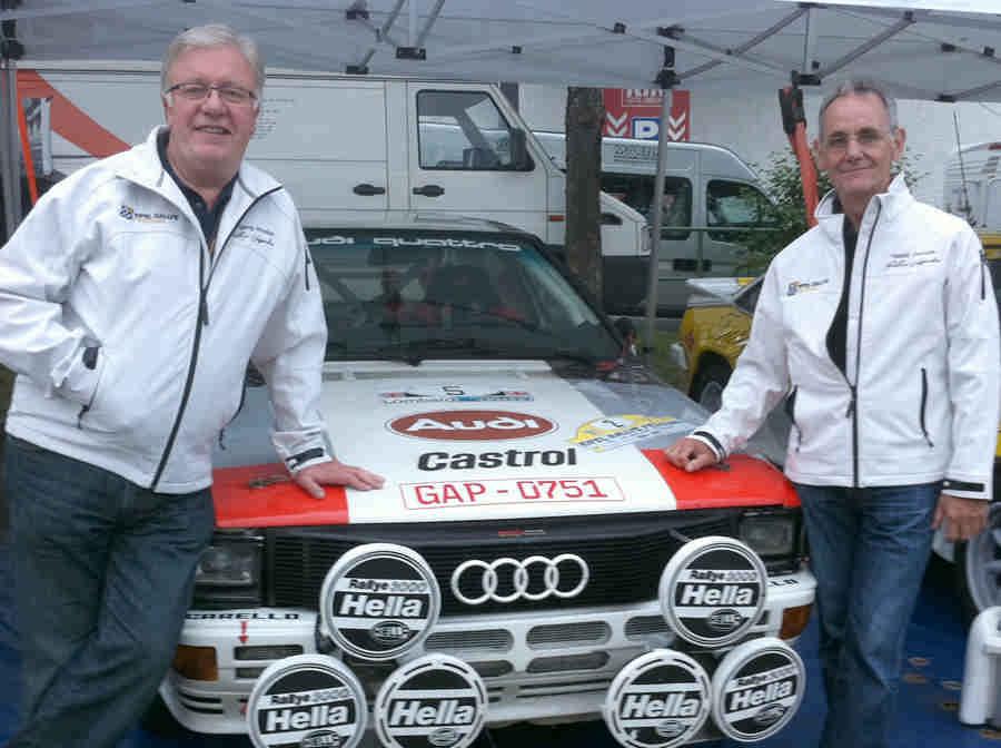 ADAC Eifel Rallye Festival - Demuth Inhester