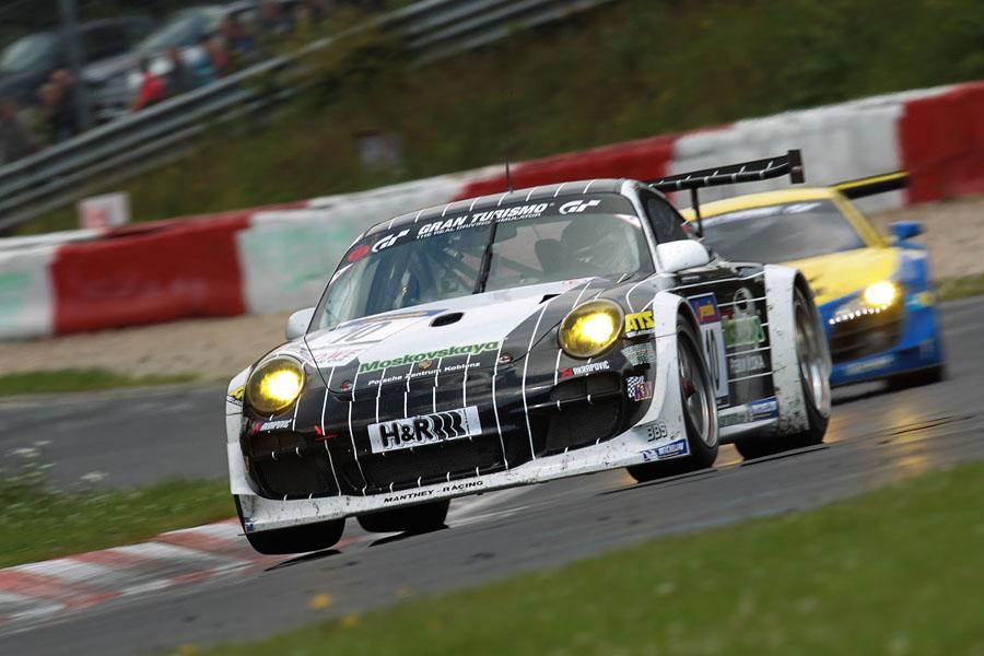 Drei Manthey-Porsche in den Top 10