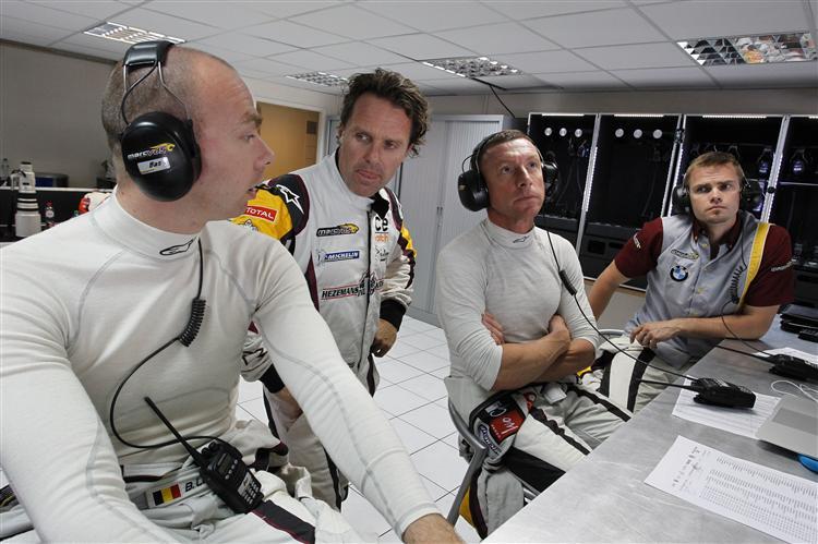 Das Ziel ist die Meisterschaft für Marc VDS Racing