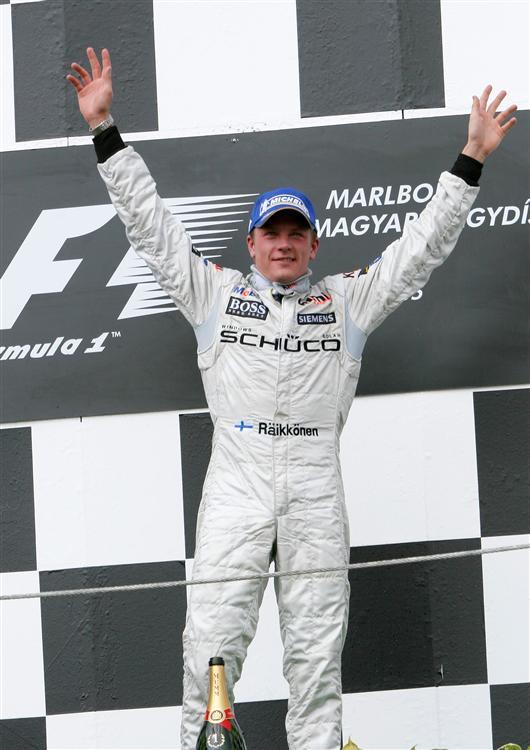 2005 gewann der Iceman in der Puszta