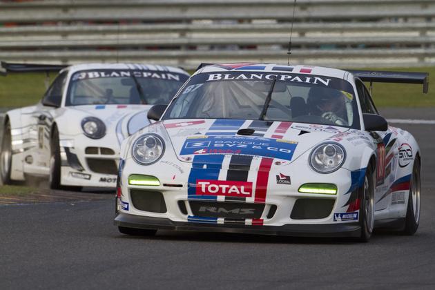 Ausgefallen:#87 Porsche 997 GT3 Cup (CUP)