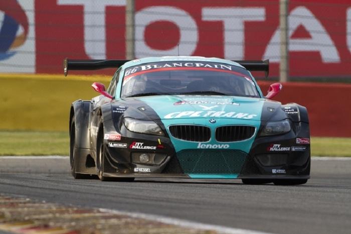 Der Vita4One BMW wurde Dritter