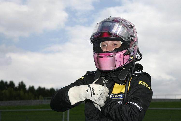 Für Michela Cerruti ist der Lausitzring Neuland