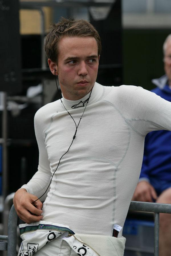 Dennis van de Laar:
