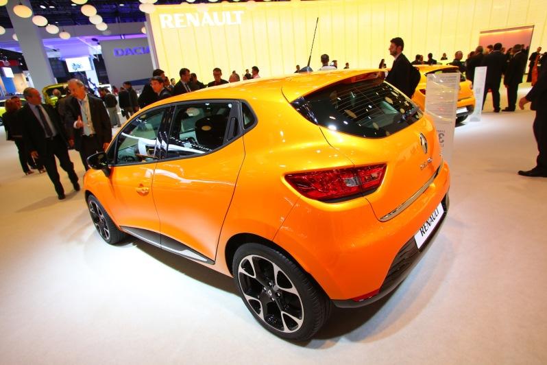 Der neue Clio steht im Mittelpunkt des Messeauftritts von Renault