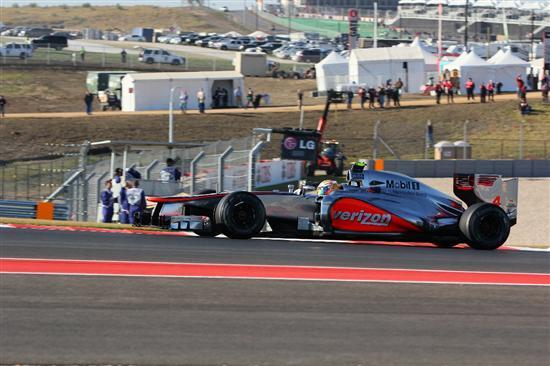 Formel 1 Texas