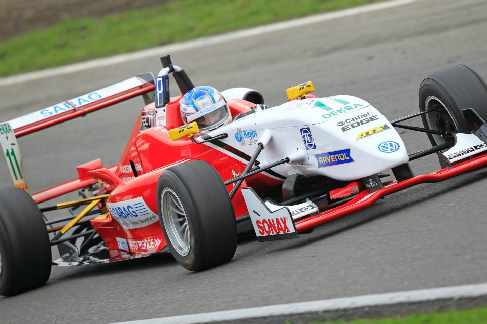 Yannick Mettler - ATS Formel 3 Cup 2012