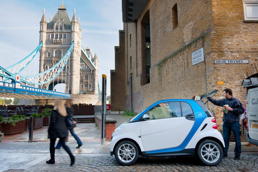 Car2go London