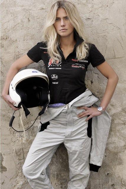 Stefanie Manns: Ich bin mit Autos aufgewachsen