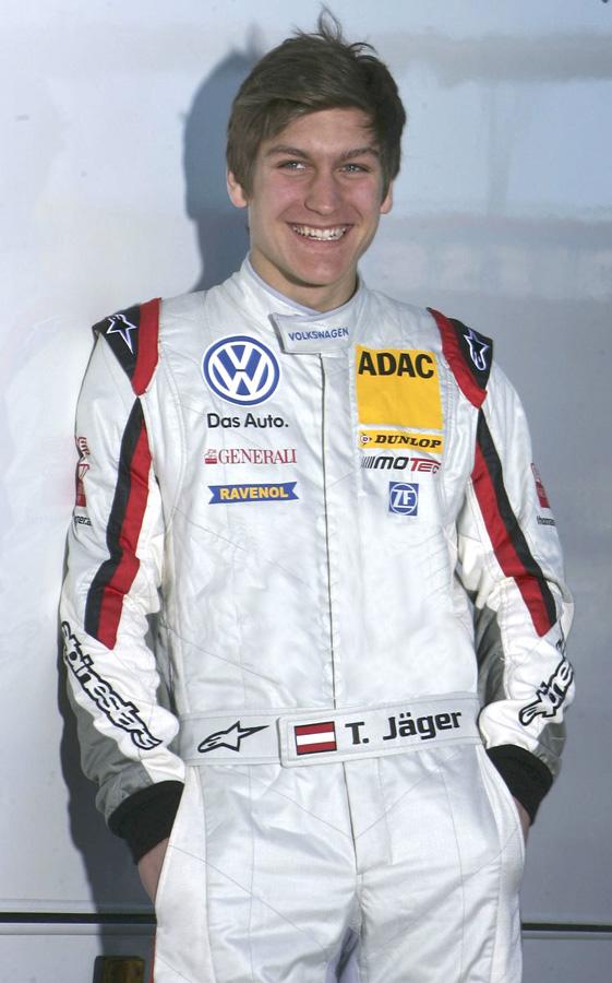 Thomas Jäger geht für Performance Racing an den Start