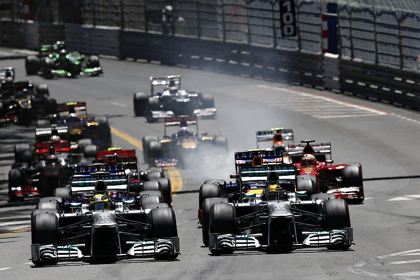 F1 Start Heute