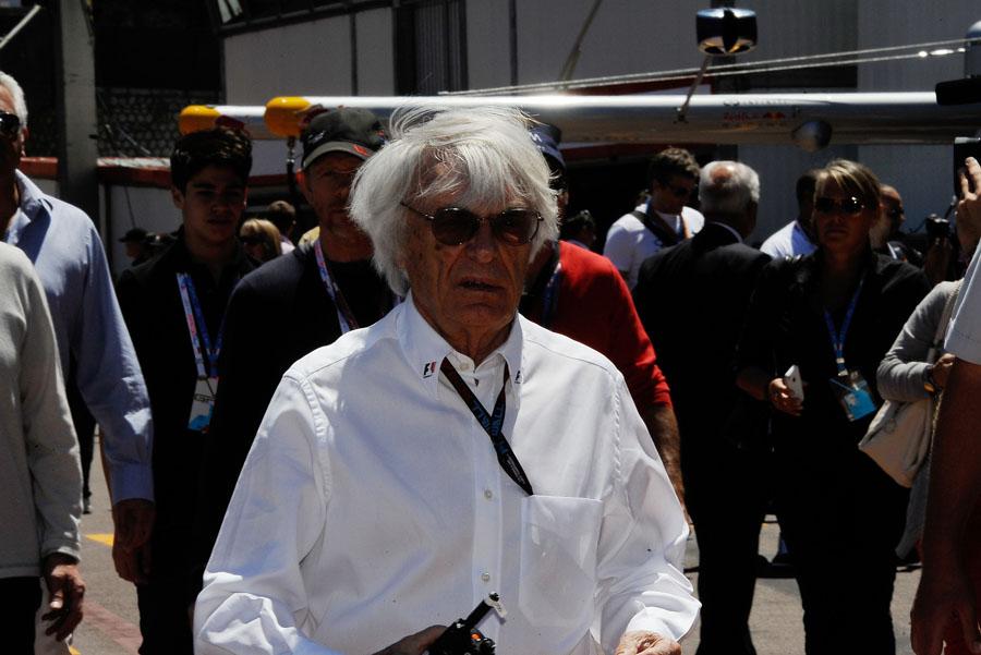 F1 Boss Bernie Ecclestone vs. FIA Chef Jean Todt?