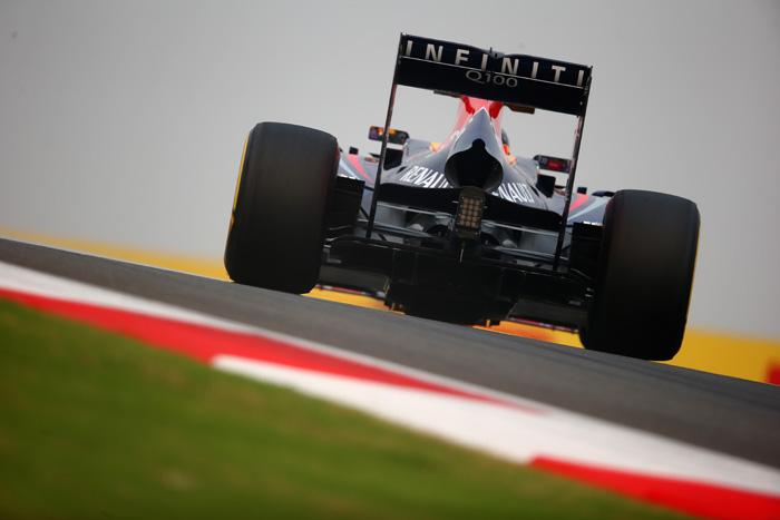 Zwischenstand Formel 1