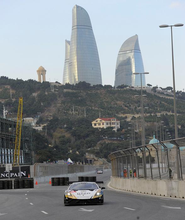 Gize Lamborghini wird FIA GT-Vizemeister 2013!
