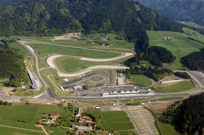 Formel 1 Karten Spielberg