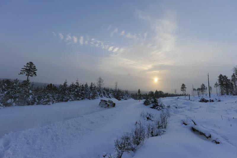 Rallye Schweden: Schnee, Eis und Leidenschaft