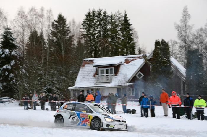 Zwei Norweger kämpfen um Platz zwei!