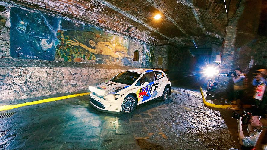 Die Rallye Mexiko ist schnell zum Klassiker geworden!