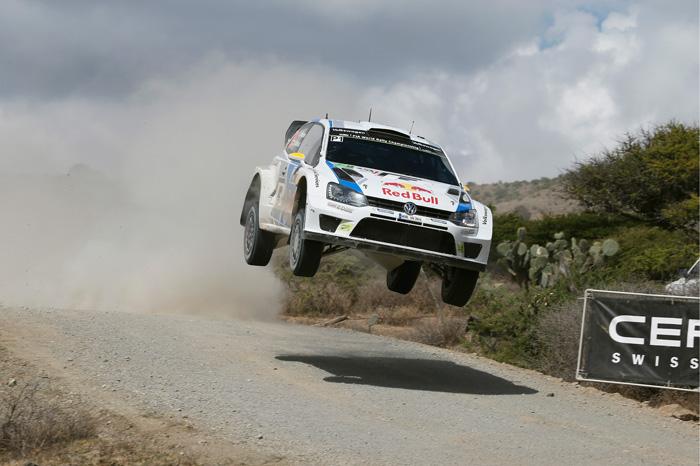 Volkswagen startet als Spitzenreiter in der FIA Rallye-Weltmeisterschaft (WRC)