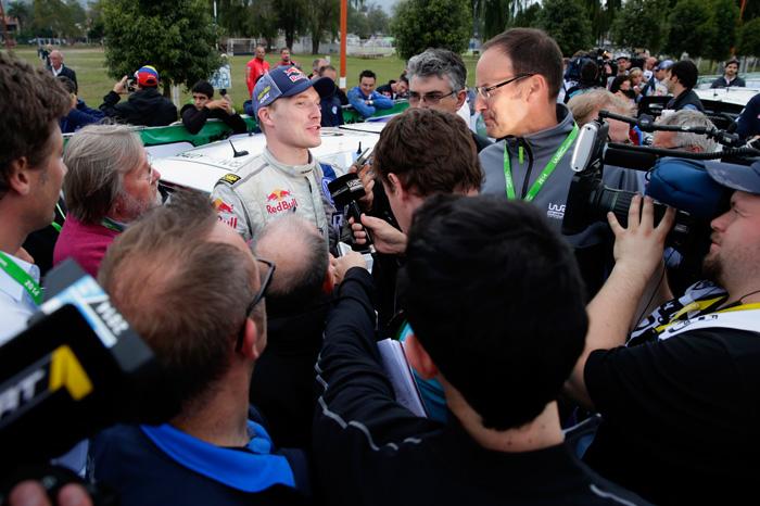 Jari-Matti Latvala: Der Zweikampf mit Sébastien Ogier und Julien Ingrassia war grossartig!