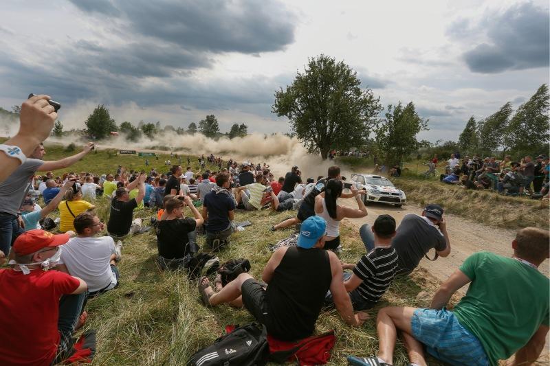 30 Podestplätze bei 20 WM-Rallyes für den Polo R WRC